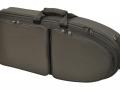 Полужёсткий кейс для фагота с мягкими перегородками